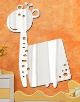 зеркало жираф
