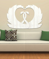 зеркало Лебединая верность